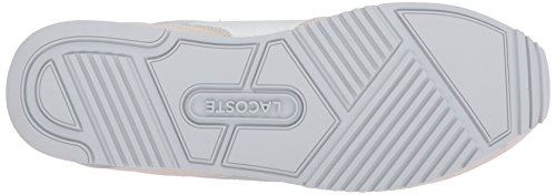 Light Lacoste 417 Trajet Grey 2 Silver Men's Sneaker ZrXAnqfBrx