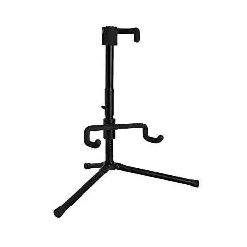 On Stage GS7140 Spring-Up Locking Guitar Stand (Spring Stand)