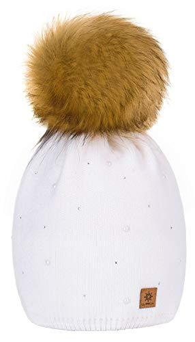 Lady Beanies Piqu 4sold Winter Beanie 6d4Uwa