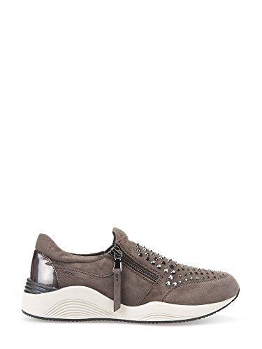 Grigio D640sc0021 Geox D640sc0021 Donna Sneakers Geox Rq1RWX6