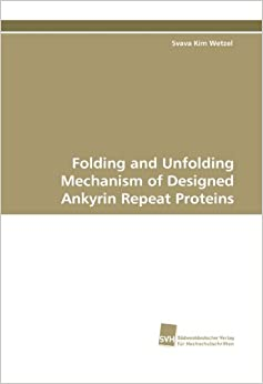 Book Folding and Unfolding Mechanism of Designed Ankyrin Repeat Proteins