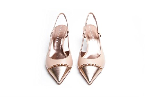 Jaime Mascaró , Damen Pumps Beige