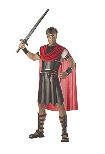 Hercules Adult Mens Costume Roman Mythology