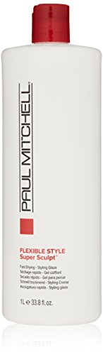 Hair Sculpting Lotion - Paul Mitchell Super Sculpt Gel,33.8 Fl Oz