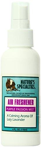 Nature's Specialties Air Freshener Pet Deodorizer, Purple Passion, 4-Ounce by Nature's Specialties Mfg