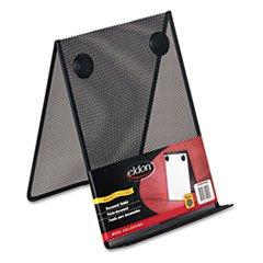 (3 Pack Value Bundle) ROLFG9C9500BLA Nestable Wire Mesh Freestanding Desktop Copyholder, Stainless Steel, (Holder Document Mesh Steel)