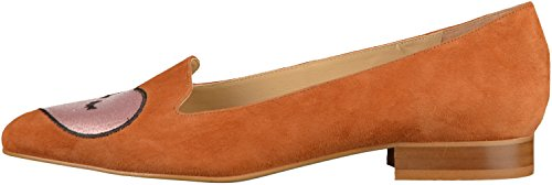 Mellow Yellow DRECCO Womens Loafers Camel VECeSAc6