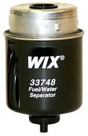 WIX Filters - 33748 Heavy Duty Key-Way Style Fuel Manage, Pack of 1 by Wix