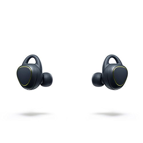 Samsung Gear IconX Cordfree Fitness Earbuds with Activity Tracker - Black (Certified Refurbished) (Black)
