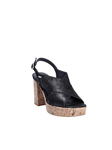 IGI Co 1186 High Heeled Sandals Women Black 40 9K5wq