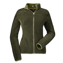 Sch/öffel Damen Fleece Jacket Sakai Jacke