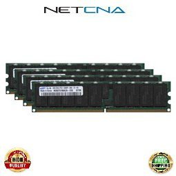 Kit 667 Memory Registered (SEWX2C2Z 16GB (4x4GB) Sun SPARC Enterprise M3000 DDR2-667 Registered Memory Kit 100% Compatible memory by NETCNA USA)