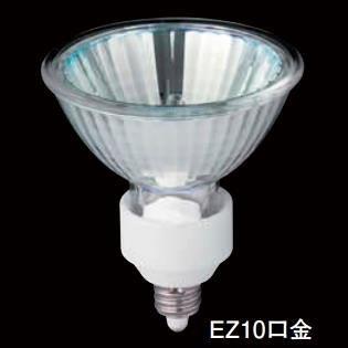 東芝 ハロゲン電球 12V 50W 狭角 口金EZ10 ミラー径50mm [10個セット] JR12V50W/K5SEZ/N-10SET B01FO06UUY