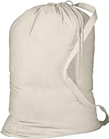 Port & Company Laundry Bag (B085) Natural