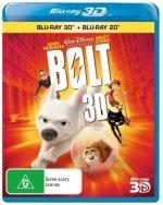 Bolt 3D Blu-ray + DVD