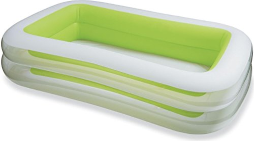Outdoor Water Play (Intex Swim Center Family Inflatable Pool, 103