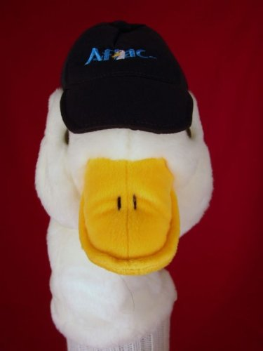Aflac Duck Large Plush Golf Head Cover