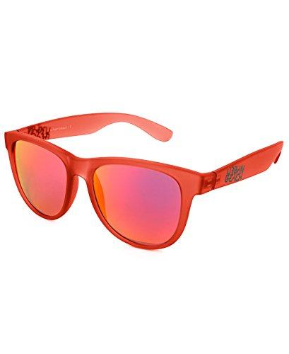 4sold - Lunette de soleil - Femme Rouge Rouge fle4DeCc