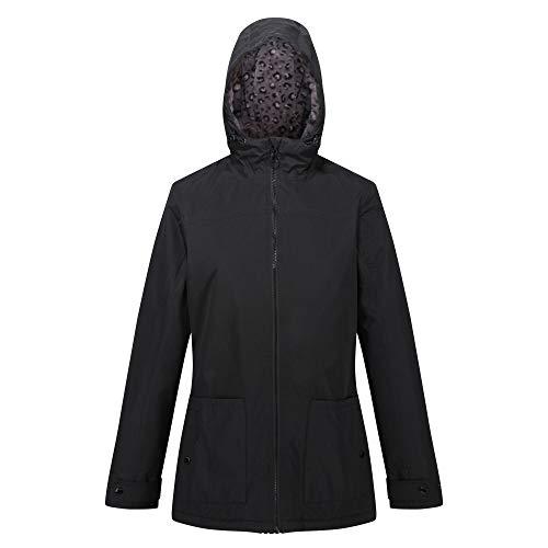 Regatta Women's Bergonia Ii Waterproof Taped Seams Insulated Hooded Jacket Jacket