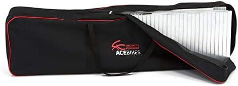 Ace Bikes AceBikes Faltbare Motorrad Rampen Tragetasche Schwarz 120x17x32cm