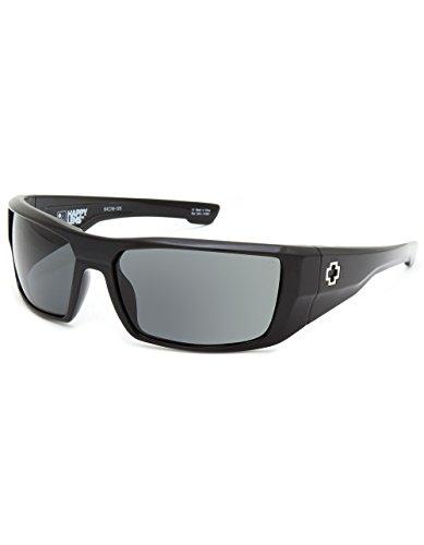SPY Happy Lens Dirk Sunglasses, Black - Spy Happy Lense