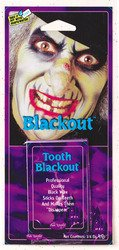 Fun World Tooth Blackout (Blackout Halloween)