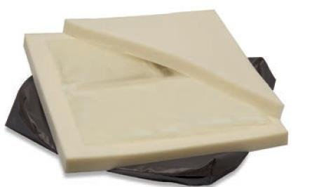 Span America Medical Systems   Gel T Cushion  16 W X 18 L With Anti Slip Cover