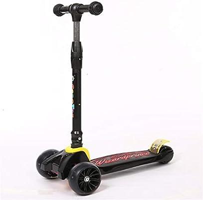 LXIANGP Andador de Bicicletas para Niños Patinetes para niños 4 ...