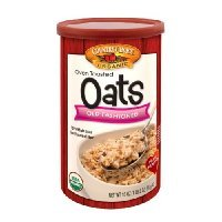 Country Choice Organic Oven Toasted Old Fashioned Oats, 18-Ounce Canisters (Pack of 6) Thank you for using our service