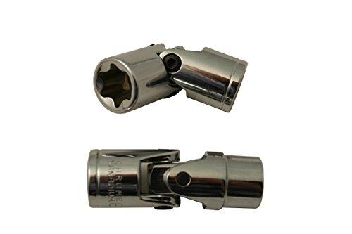 (CTA Tools 9226 E-Series U-Joint Torx Socket-E10)