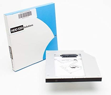 Highpertec optibayhd equipo para instalar un segundo disco duro o ...
