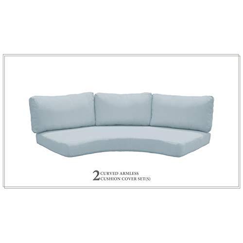 TK Classics High Back Cushion Set for FLORENCE-04c