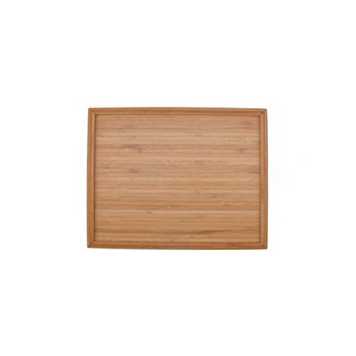 (Organic Bamboo Tea Serving Tray - 11