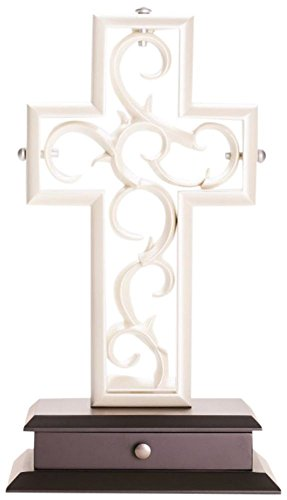 The Unity Cross Style 90030, Ivory