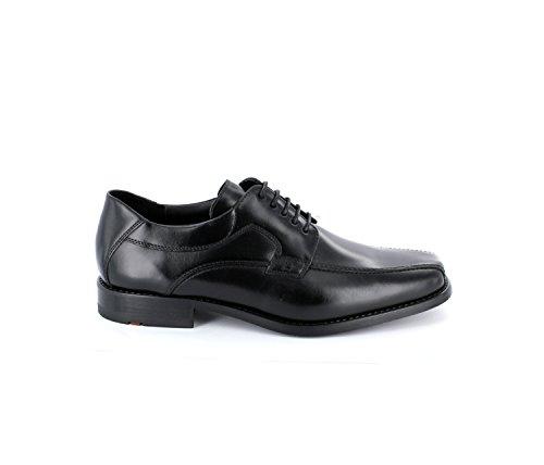 Schwarz De 374 Chaussures Pour Lloyd Ville Homme À 18 Lacets 00 wvBW4pIq