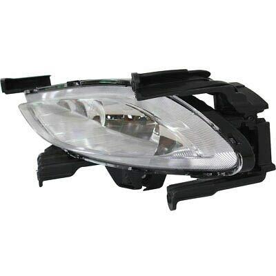 Left New Fog Light Lamp Driver Side LH Hand for Sonata