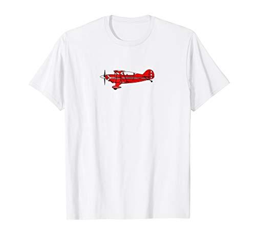 (3D R/C Biplane Airplane T-Shirt)