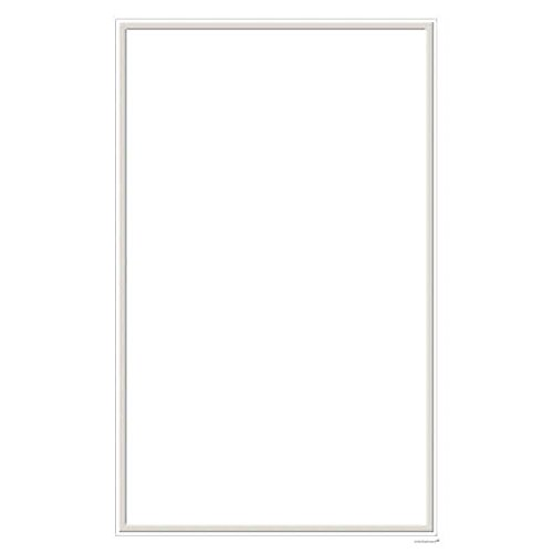 Amscan Party Perfect White Pearl Printable Wedding Invitation Sheets (Pack of 25), White, 8 1/2