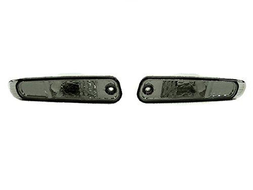 DEPO 1990-1996 Nissan 300ZX Smoke Side Marker Lights