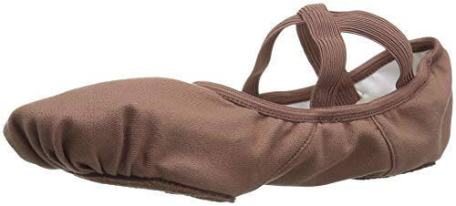 2037 Ballet Capezio Split Shoe Stretch Canvas Sole Mocha Hanami zxwgx7dq