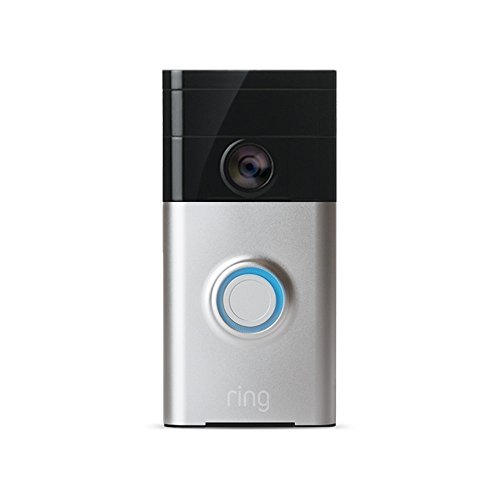 Price comparison product image Ring Wi-Fi Enabled Video Doorbell