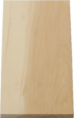 Handcrafted Ginkgo Wood Cutting Board for Professionals, Solid Natural Wood Chopping Board, Large Type 6 (Tree Banboo)