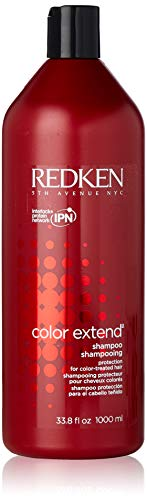 Redken Color Extend Shampoo, 33.8 ounces Bottle