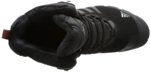 half off 11feb 6de37 adidas Performance Winter Hiker Speed Cp Pl, Men s High Rise Hiking Shoes,  Black (Core Black core Black core Energy), 12 UK (47 1 3 EU)  Amazon.co.uk   Shoes ...