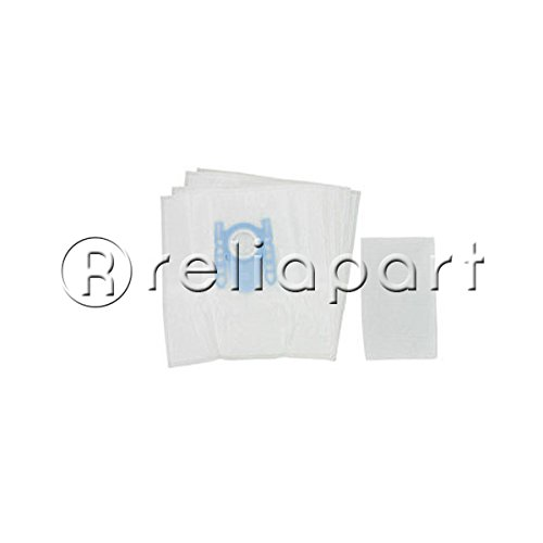 Reliapart - Bolsas para aspiradoras Bosch Pro Parquet (10 ...