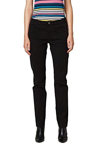 By Noir Edc Esprit 001 black Femme Pantalon FvvAqx