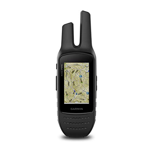 Cheap Garmin Rino 755t, Rugged Handheld 2-Way Radio/GPS Navigator with Camera and Preloaded TOPO Mapping