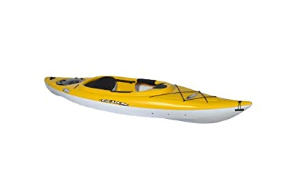KNA10P103-00 Pelican Escape 100X Kayak, Yellow/White by Pelican