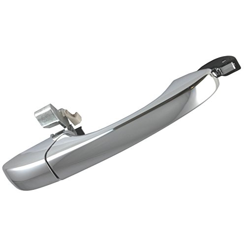 IAMAUTO 35186 Front or Rear Right (Passenger) Exterior Door Handle For 2005 2006 2007 2008 2009 2010 Chrysler 300, 2005-2008 Magnum