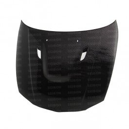 - Seibon BM-Style Carbon Fiber Hood for 2008-2012 BMW E82 2DR/HB Incl. M models